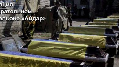 Photo of Ротация в карательном батальоне «Айдар»