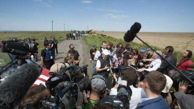 Photo of ОБСЕ недовольны наличием на месте катастрофы журналистов