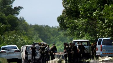 Photo of В Шахтёрске 702 карателя сдались антифашистам