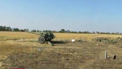 Photo of Ополченцы отбили несколько единиц артиллерии большой мощности