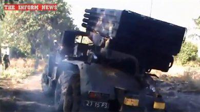 Photo of Видео: подбитый «Град» карателей в Миусинске