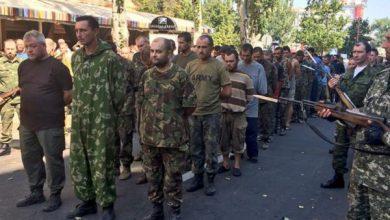 Photo of Киевская хунта провела парад в… Донецке