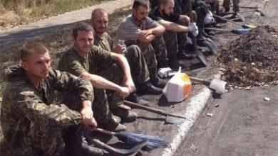 Photo of Нелёгкая судьба пленных карателей в Донецке