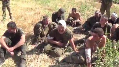 Photo of «Расстрелянные» пленные каратели батальона «Донбасс»