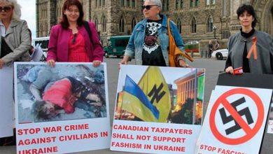 Photo of Западные правозащитники увидели, как на Украине «нацистов нет»