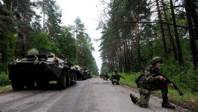 Photo of Американцы учат украинских карателей сопротивлятся местным жителям