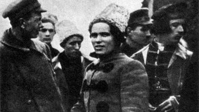 Photo of Махно об украинских националистах