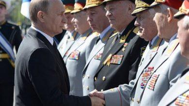 Photo of Путин поздравил ветеранов с Днём освобождения Украинской ССР от фашистских оккупантов