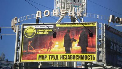 Photo of Жители Новороссии выбирают свою власть