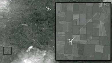 Photo of Сенсационный спутниковый снимок — малайзийский Boeing сбил украинский МИГ-29!
