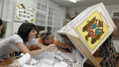 Photo of В Молдавии на выборах в парламент побеждают левые, несмотря на фальсификации сторонников ЕС