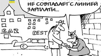 Photo of Зарплаты кончились… Здобулы!