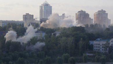 Photo of Зачем армия США обстреливает жилые кварталы Донбасса?