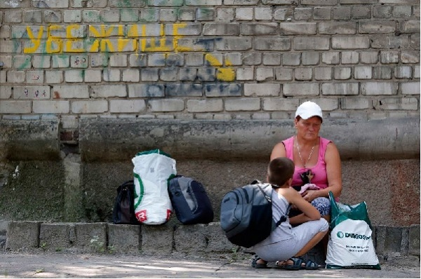 Легитимный президент Украины Виктор Янукович: «Народ договорится, и Украина станет единой»