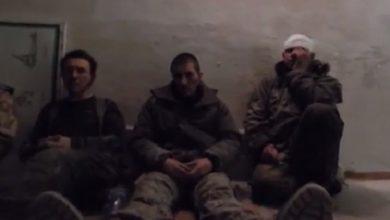 Photo of Видео интервью с пленными карателями из Донецкого аэропорта