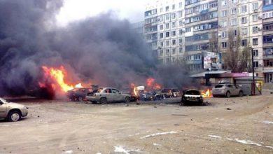 Photo of Доказано — каратели обстреляли Мариуполь 24 января