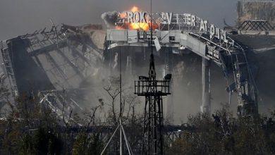 Photo of Каратели опять пытались атаковать аэропорт — жуткое видео от Егора Земцова