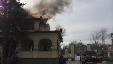 Photo of Кафедральный собор Горловки обстреляли