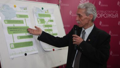 Photo of Запорожские депутаты инициируют принятие законопроекта об экоспецстатусе Запорожья