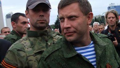 Photo of Глава ДНР Александр Захарченко ранен