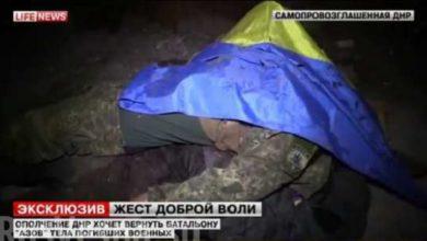 Photo of Антифашисты хотят вернуть тела карателей, убитых под Мариуполем