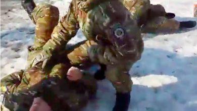 Photo of Видео взрыва на Марше солидарности с госпереворотом в Харькове