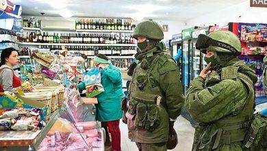 Photo of Курс гривны падает, львовяне сметают полки магазинов. Здобулы!