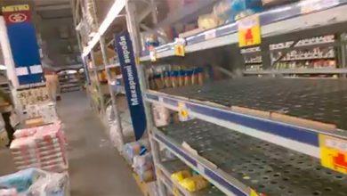 Photo of На Украине продуктовая паника — сообщения из соцсети