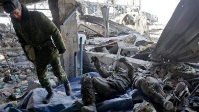 Photo of Антифашисты нашли в Донецком аэропорту 400 тел убитых карателей