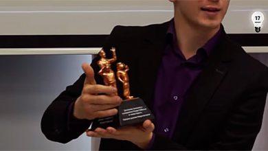 Photo of Ведущий телеканала Порошенко получил премию имени Геббельса