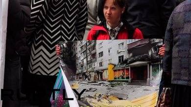 Photo of У посольства США в Киеве требуют прекратить поддерживать киевскую хунту