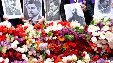 Photo of Владимир Путин почтил память жертв геноцида армян