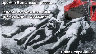 Photo of Киевская хунта будет «праздновать» 9 мая под нацистскими знамёнами