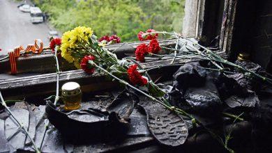 Photo of Жертвы киевской хунты, погибшие 2 мая 2014г. в Одессе