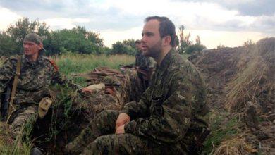 Photo of Ополченец Александр Жучковский решил воевать с киевской хунтой после 2 мая