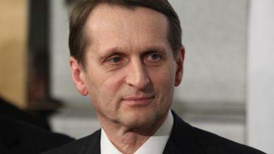 Photo of Нарышкин рассказал, к чему ведёт Запад, стирая память о победе над нацизмом