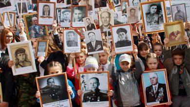 Photo of Парады Победы в разных городах нашей большой Родины