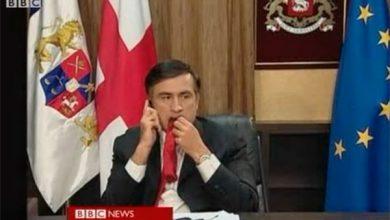 Photo of Посольство США назначило Саакашвили губернатором Одесской области?