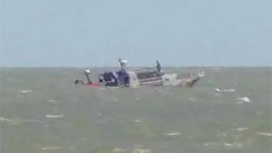 Photo of У Мариуполя катер киевских карателей подорвался на своей мине