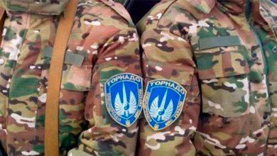 Photo of Каратели угрожают взорвать два Камаза с боеприпасами