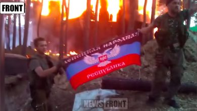 Photo of Интербригада «Пятнашка» в бою под Марьинкой