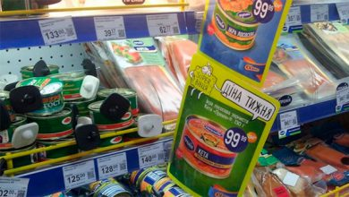 Photo of Выручка украинских супермаркетов падает