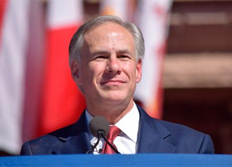Губернатор штата Техас Грэг Эбботт