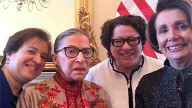 Photo of Те самые судьи, легализовавшие гей-браки в США