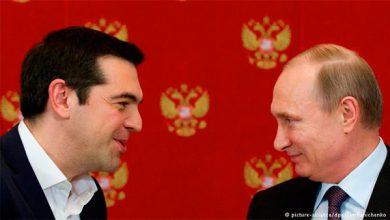 Photo of Путин позвонил греческому премьер-министру Алексису Ципрасу