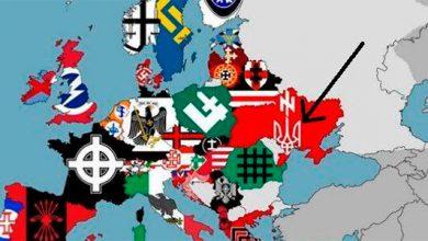 Photo of Украинский герб — тризуб и логотип карательного полка «Азов» признаны нацистскими символами