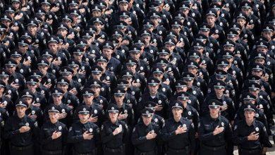 Photo of Николай Азаров: Шоу «Полицейская академия» в Киеве