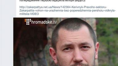 Photo of Крыша закарпатских правосеков Виктор Балога объявил об условиях сдачи нацистов