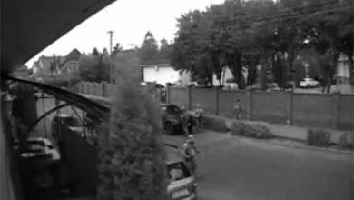 Photo of Видео с камер наблюдения комплекса Антарес в Мукачево
