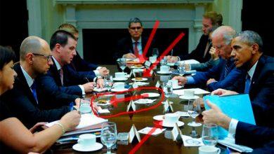 Photo of Вслед за Порошенко, США нагнули своего холопа Яценюка